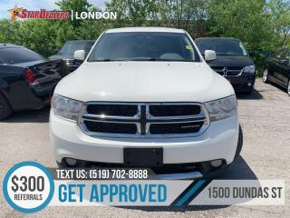 Used 2011 Dodge Durango for sale in London, ON