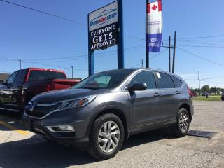 Used 2016 Honda CR-V *SE*BACK-UP CAMERA*BLUE TOOTH*HEATED SEATS-DRIVER AND PASSENGER* for sale in London, ON