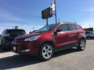 Used 2015 Ford Escape SE * ONE Owner * Ecoboost * Touchscreen * Backup Camera * Heated Seats * Rear Climate * for sale in London, ON