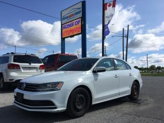 Used 2015 Volkswagen Jetta TSI * Back UP Camera * Moonroof * Heated Seats * Bluetooth * for sale in London, ON