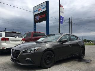 Used 2014 Mazda MAZDA3 HEATED SEATS - DRIVER AND PASSENGER for sale in London, ON