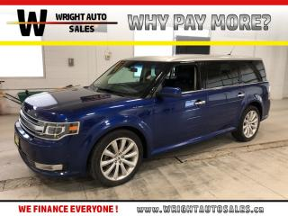 Used 2013 Ford Flex Limited|7 PASSENGER|LEATHER|SUNROOF|101,113 KM for sale in Cambridge, ON