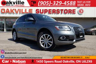 Used 2016 Audi Q5 2.0T PROGRESSIV | PANO ROOF | NAVI | B/U CAM for sale in Oakville, ON