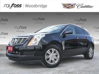Used 2015 Cadillac SRX Luxury BOSE, SUNROOF, NAV for sale in Woodbridge, ON