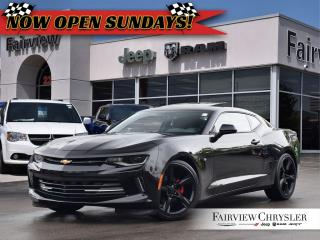 Used 2018 Chevrolet Camaro 1LT   Sold BY Sheldon Thank YOU!!! for sale in Burlington, ON
