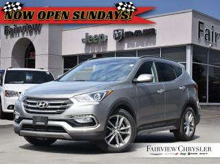 Used 2017 Hyundai Santa Fe Sport 2.0T Limited   Pano Roof   Leather for sale in Burlington, ON