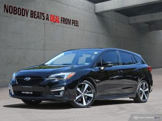Used 2017 Subaru Impreza Sport Tech for sale in Mississauga, ON