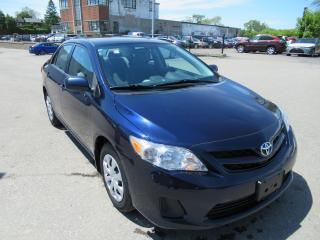 Used 2013 Toyota Corolla for sale in Toronto, ON