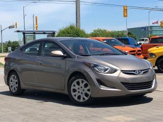 Used 2016 Hyundai Elantra GL**Bluetooth**Front Heated Seats**Auto for sale in Mississauga, ON