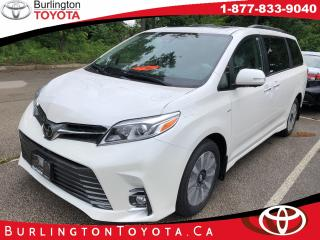 New 2020 Toyota Sienna XLE 7-Passenger for sale in Burlington, ON