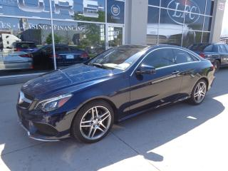 Used 2017 Mercedes-Benz E-Class E400C 4-MATIC.AMG SPORTS PKG NAVI, PANO ROOF for sale in Etobicoke, ON