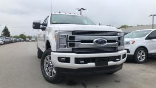 Used 2019 Ford F-350 Super Duty SRW Limited 6.7l V8 Diesel 718a for sale in Midland, ON