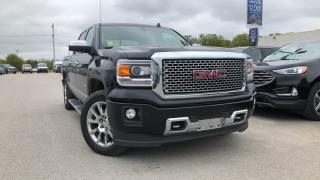 Used 2014 GMC Sierra 1500 Denali 6.2l V8 Leather Heated Seats Navigation for sale in Midland, ON
