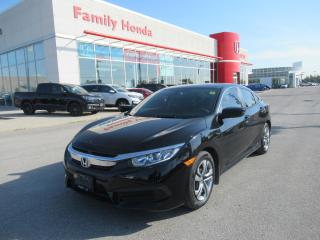 Used 2016 Honda Civic LX, SPORTS MODE, HEATED SEATS for sale in Brampton, ON