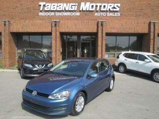 Used 2015 Volkswagen Golf HEATED SEATS | KEYLESS ENTRY | CRUISE | POWER OPTIONS | B\T for sale in Mississauga, ON