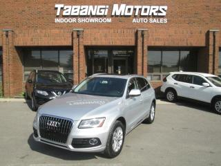 Used 2014 Audi Q5 PROGRESSIVE | QUATTRO | PARK ASSIST | PANO ROOF | LEATHER for sale in Mississauga, ON