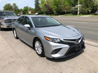 Used 2018 Toyota Camry AUTO for sale in Toronto, ON