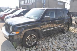 Used 2009 Jeep Patriot FWD 4dr Limited for sale in Edmonton, AB