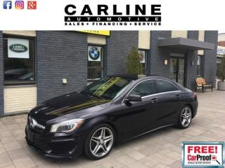 Used 2015 Mercedes-Benz CLA-Class 4dr Sdn CLA250 FWD for sale in Nobleton, ON