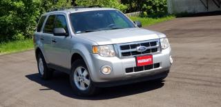 Used 2011 Ford Escape Fwd 4dr I4 Xlt for sale in Mississauga, ON