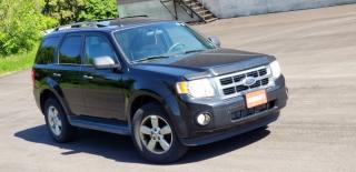 Used 2009 Ford Escape 4WD 4DR V6 AUTO XLT for sale in Mississauga, ON