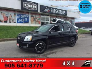 Used 2017 GMC Terrain SLT  NAV LEATH ROOF BS CAM P/GATE PREM-AUDIO for sale in St. Catharines, ON