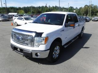 Used 2013 Ford F-150 XLT XTR SuperCrew 6.5-ft. Bed 4WD EcoBoost for sale in Burnaby, BC