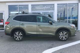 New 2019 Subaru Forester Limited for sale in Vernon, BC