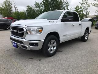 Used 2019 RAM 1500 Big Horn for sale in Owen Sound, ON