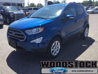 New 2019 Ford EcoSport SE 4WD  - Navigation for sale in Woodstock, ON