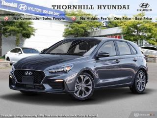 New 2019 Hyundai Elantra GT N Line for sale in Thornhill, ON