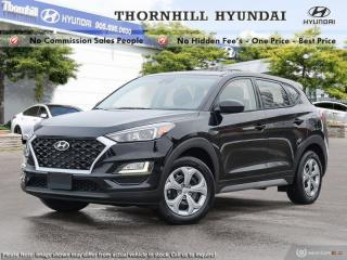 New 2019 Hyundai Tucson 2.0L Essential FWD  - Apple CarPlay for sale in Thornhill, ON