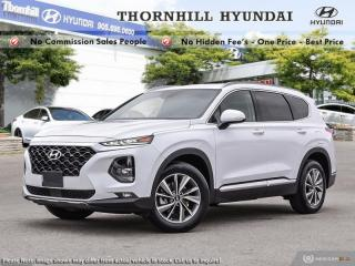 New 2019 Hyundai Santa Fe 2.4L Preferred AWD  - Heated Seats for sale in Thornhill, ON