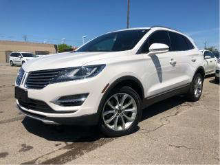 Used 2016 Lincoln MKC Navigation| Panoroof| Leather | 2.0L AWD| for sale in St Catharines, ON