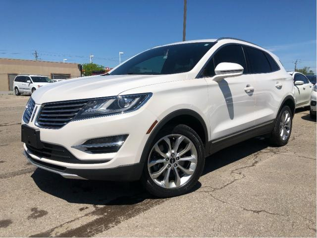 2016 Lincoln MKC Navigation| Panoroof| Leather | 2.0L AWD|