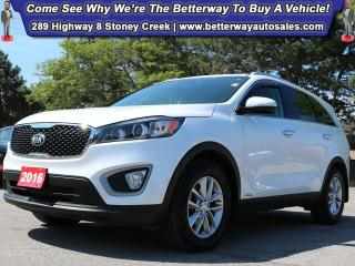 Used 2016 Kia Sorento 2.4L LX| AWD| AC| B-Tooth| Heat Seat for sale in Stoney Creek, ON