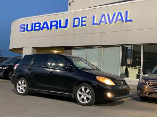 Used 2008 Toyota Matrix XR ** 8 pneus ** for sale in Laval, QC