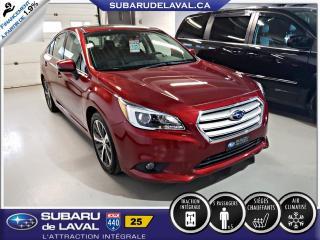 Used 2016 Subaru Legacy 2.5i Limited EyeSight ** Cuir Toit Navig for sale in Laval, QC