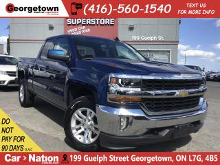 Used 2019 Chevrolet Silverado 1500 LT 1 OWNER| ONLY 3,804KMS| B/U CAM| 4X4| LIKE NEW for sale in Georgetown, ON