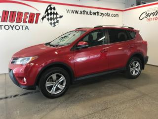 Used 2015 Toyota RAV4 Xle Fwd, T.ouvrant for sale in St-Hubert, QC