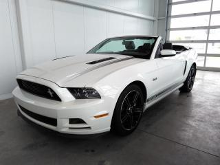 Used 2013 Ford Mustang GT Convertible for sale in Lévis, QC