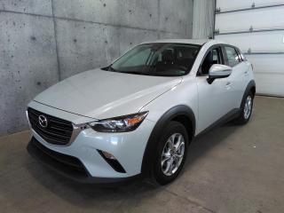 Used 2019 Mazda CX-3 GS AWD TOIT OUVRANT CAMERA RECUL CUIR ET TISSUS for sale in St-Nicolas, QC