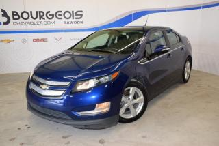 Used 2013 Chevrolet Volt for sale in Rawdon, QC