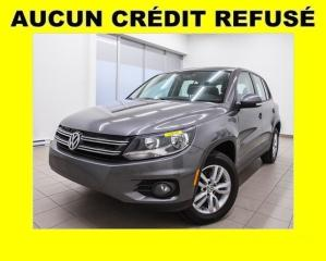 Used 2012 Volkswagen Tiguan TSI TRENDLINE 4MOTION *SIÈGES CHAUFFANTS* for sale in St-Jérôme, QC