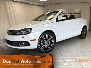 Used 2015 Volkswagen Eos Wolfsburg Edition for sale in Sherbrooke, QC