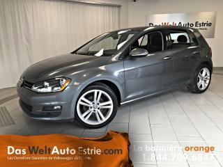 Used 2015 Volkswagen Golf 2.0 Tdi Trend, Gr for sale in Sherbrooke, QC