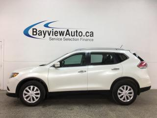 Used 2015 Nissan Rogue - 38,000KMS! FRESH OFF 1 OWNER LEASE! for sale in Belleville, ON