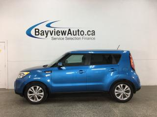 Used 2015 Kia Soul EX - CARIBBEAN BLUE! AUTO! PWR GROUP! ALLOYS! + MORE! for sale in Belleville, ON