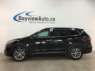 Used 2019 Hyundai Santa Fe XL Luxury - 7 PASS! AWD! PANOROOF! HTD/COOLED LTHR! ADAPTIVE CRUISE! + MORE! for sale in Belleville, ON
