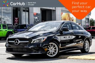 Used 2018 Mercedes-Benz CLA-Class 250|Smartphone.Tech,Illumination.Pkgs|Sunroof|Backup.Cam| for sale in Thornhill, ON